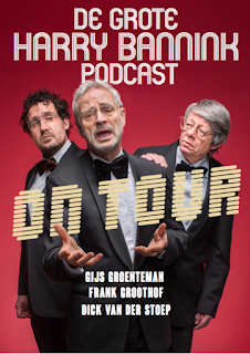 De Grote Harry Bannink Podcast