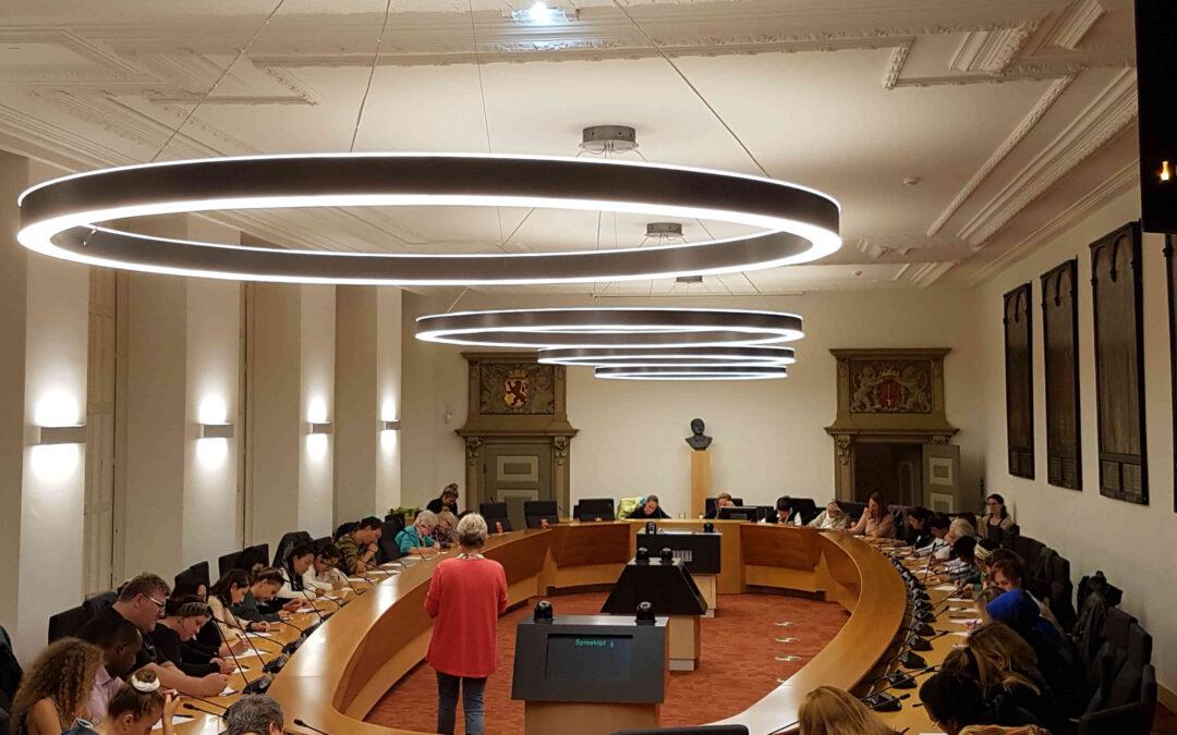 In de jury: Dictee voor nieuwe Haarlemmers